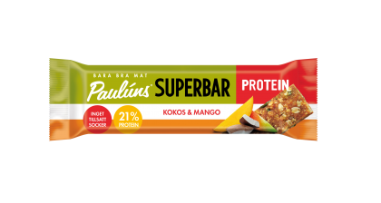 Bar with coconuts&mango 40g